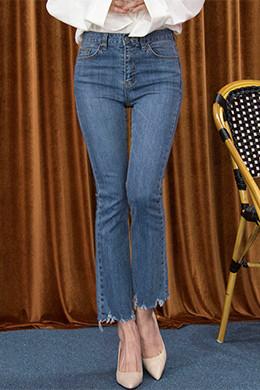 P8265自然伤害靴子牛仔裤(SML)