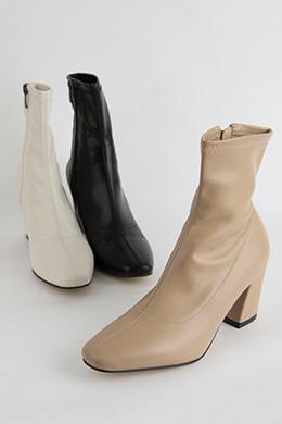 P8424跨度袜子苗条踝靴(225-250)