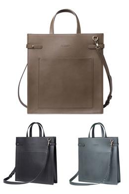 P8701现代方形手提袋