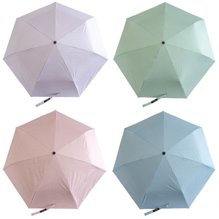 P9703素色雨伞兼用3段量产(7color)